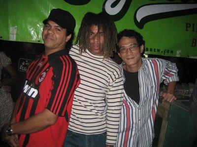 Andrew, Bobby & Petrus