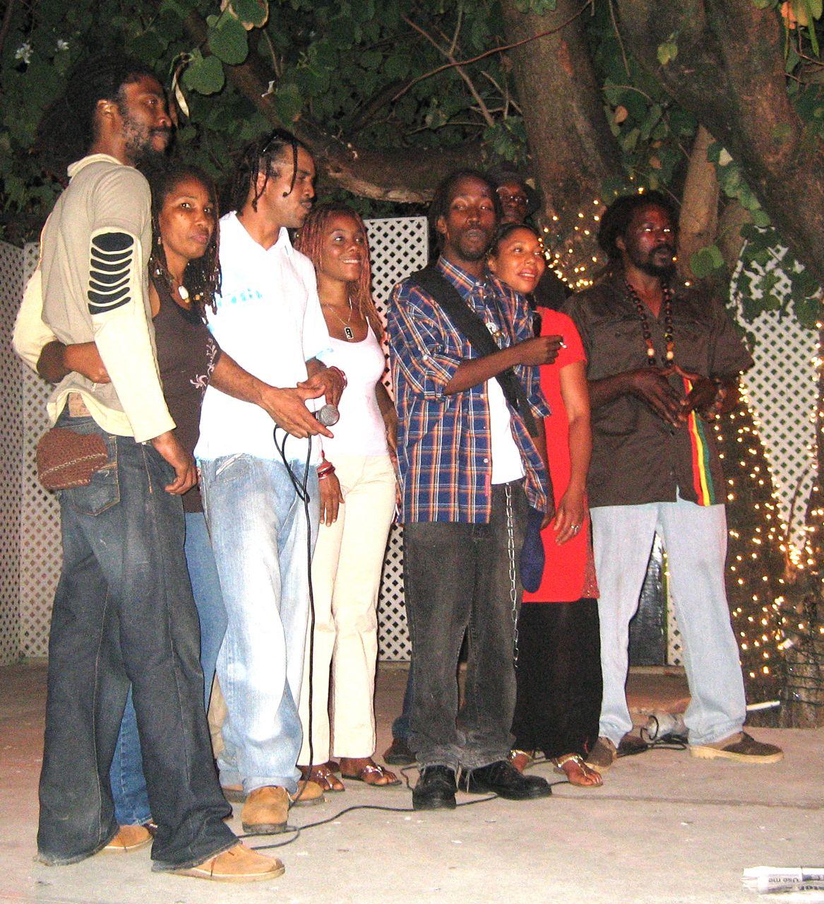 Dub poets group