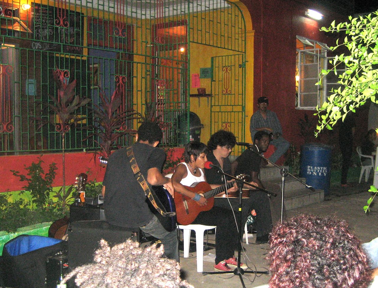 CHR Band at Chilitos
