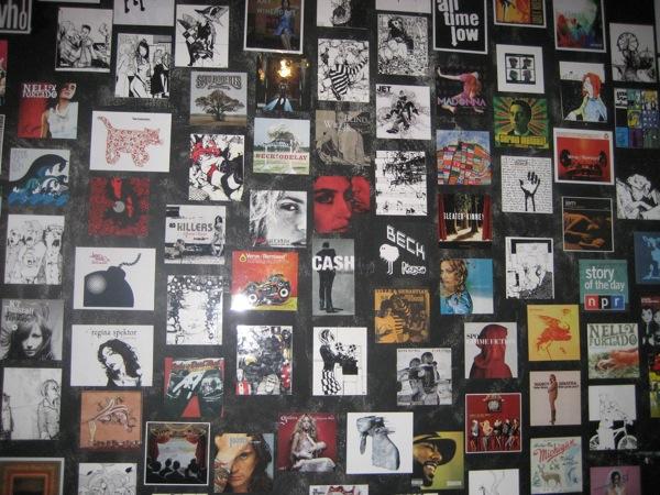 Chilitos wall
