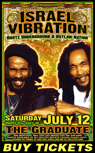 RU with Israel Vibration