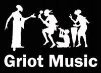 Griot Music logo