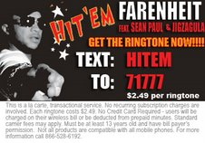 Hit Em ringtone
