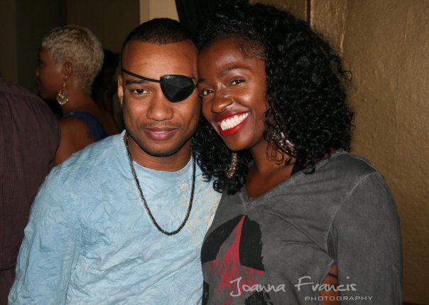 Delano & Tanisha Scott