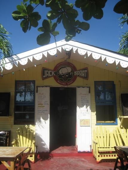 Jack Sprat restaurant & bar
