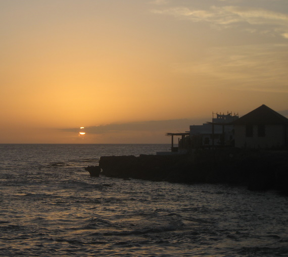 A Jake's sunset