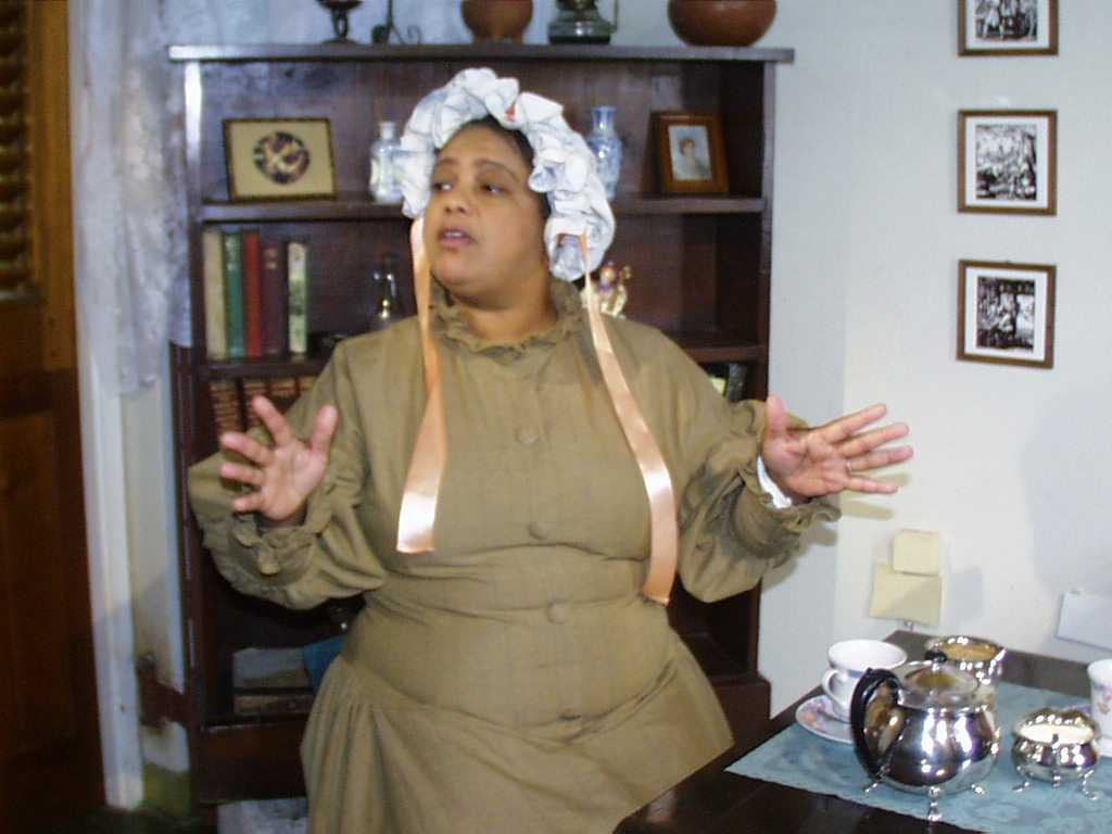 Mary Seacole tells her story