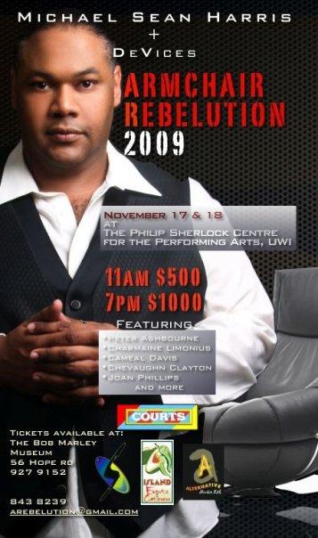 Michael Sean Harris Rebelution2009