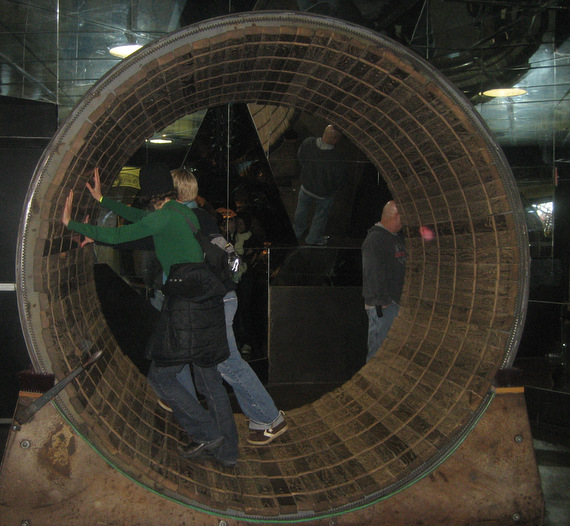 The hamster wheel for humans