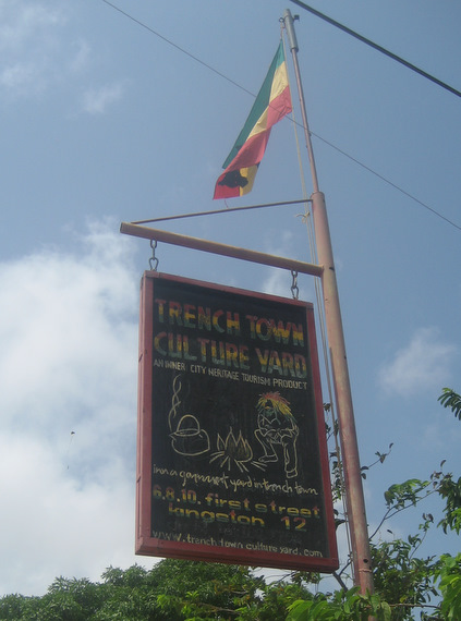 The Culture Yard, Trench Town