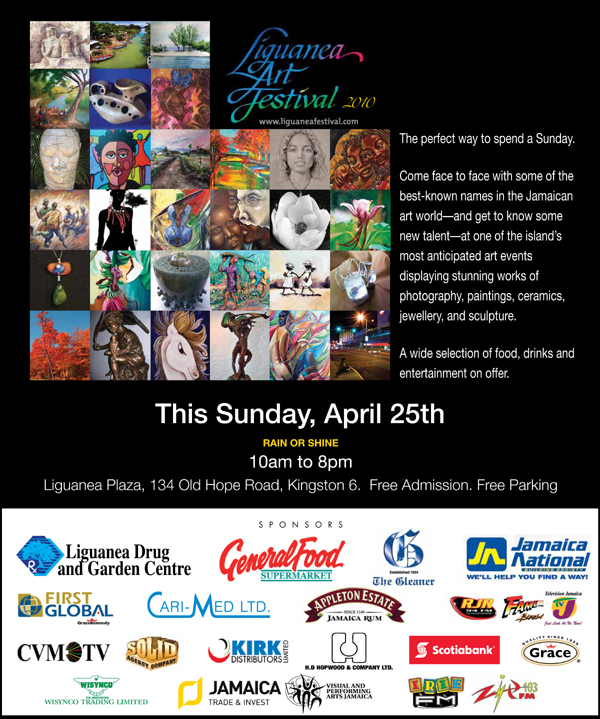 Liguanea Art Festival - April 25