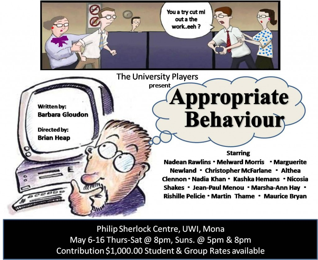 Appropriate Behaviour - University Players
