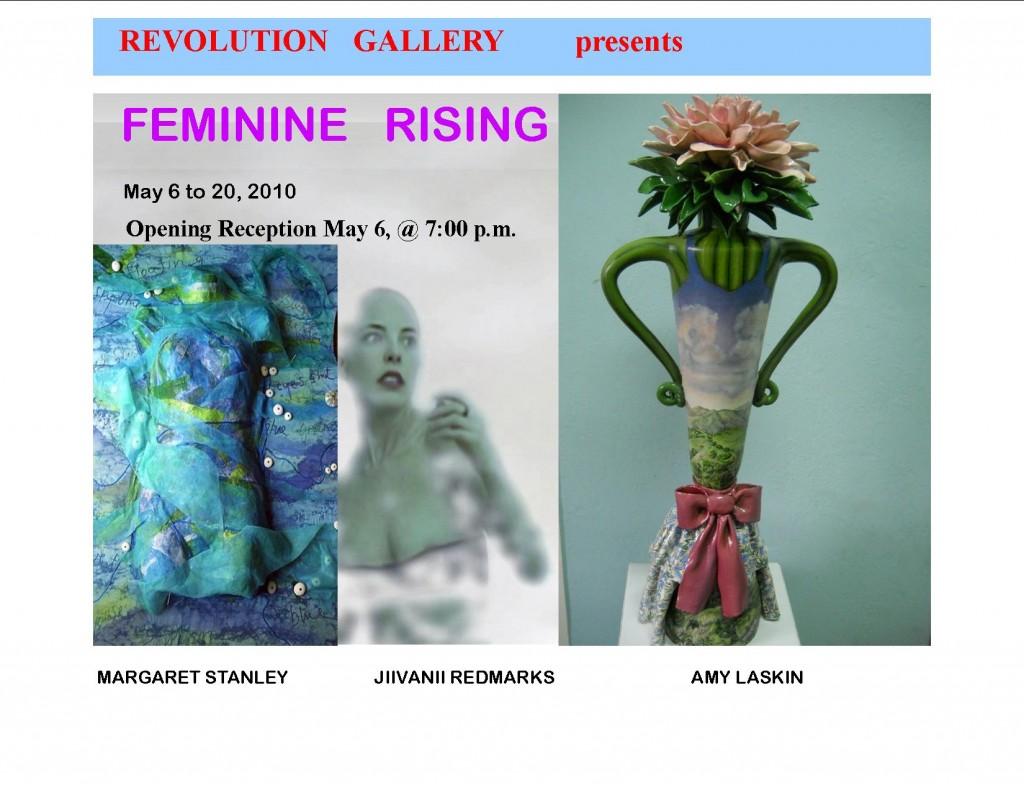 RevGalleryfeminine rising invite