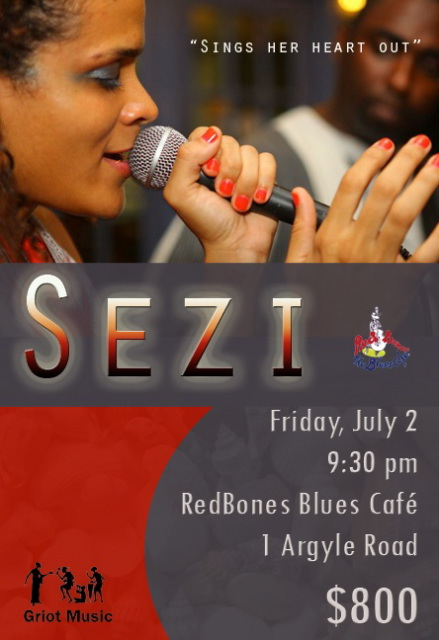 Sezi @ Redbones, July 2