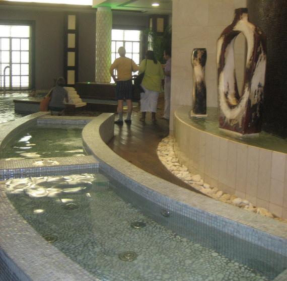 Secrets Luxury Spa!