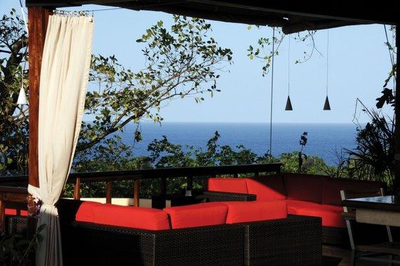More views from the Bushbar