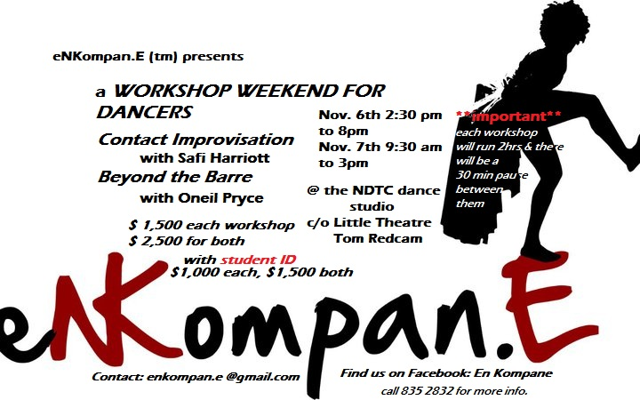 eNKompan.E WorkshopFlier