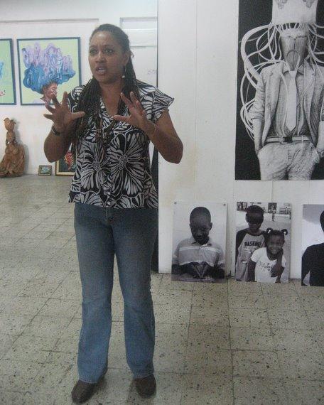 Rosemarie Chung, Curator of Studio 174