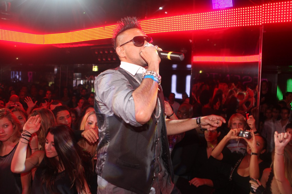 Sean Paul in Paris