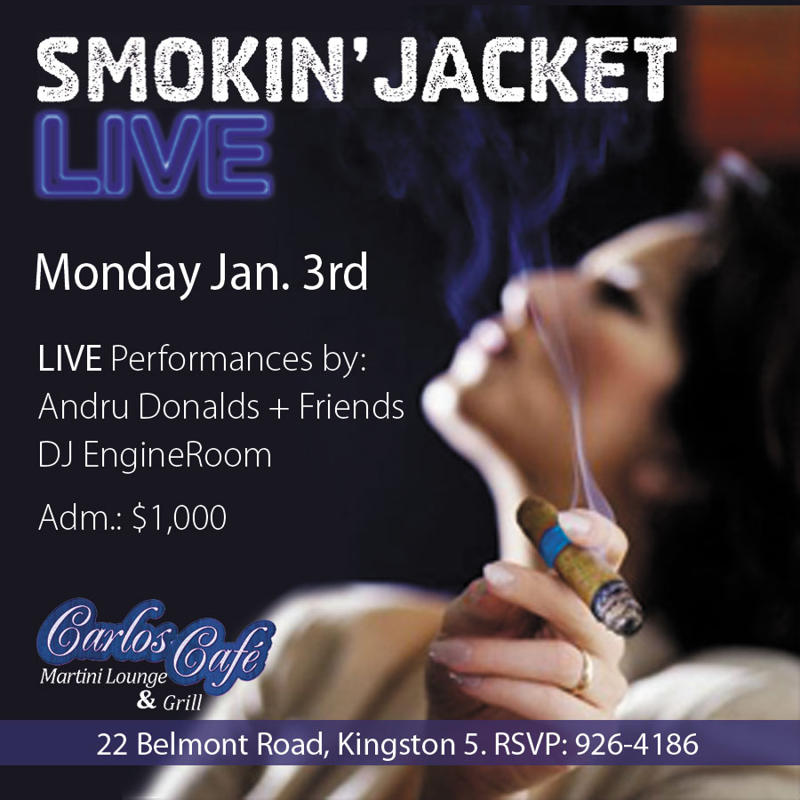 Smokin' Jacket Jan 3