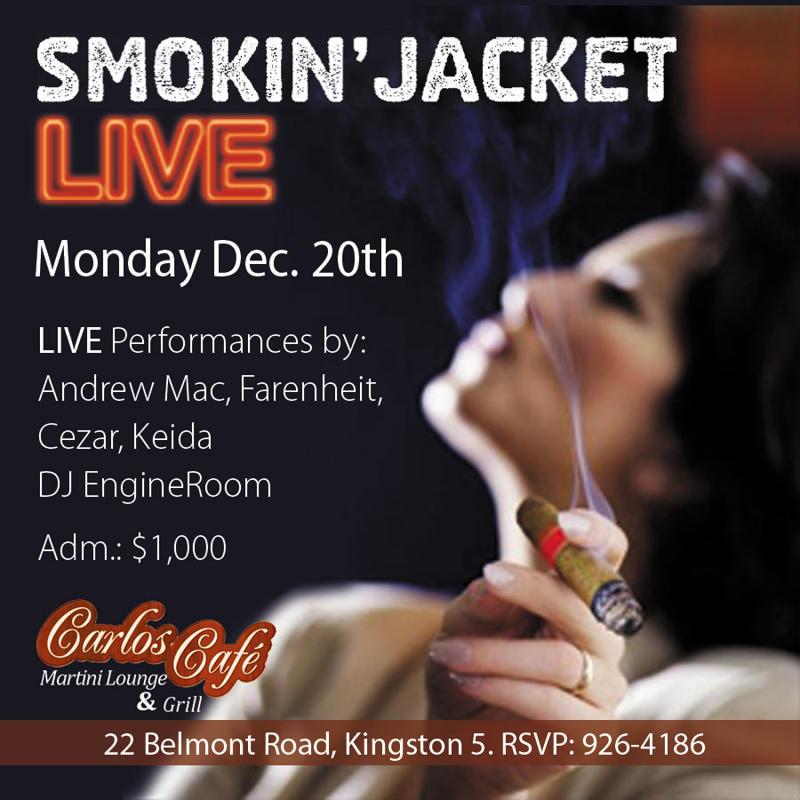 Smokin' Jacket