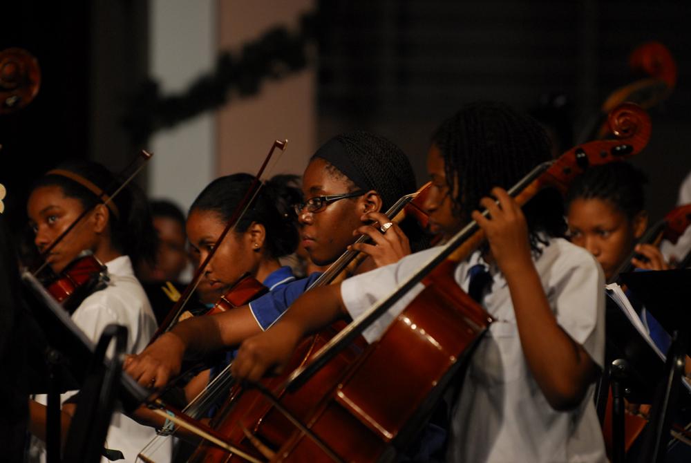 ICHS Symphony Orchestra
