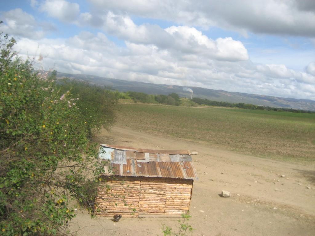 Sugar plantation, Guantanamo province