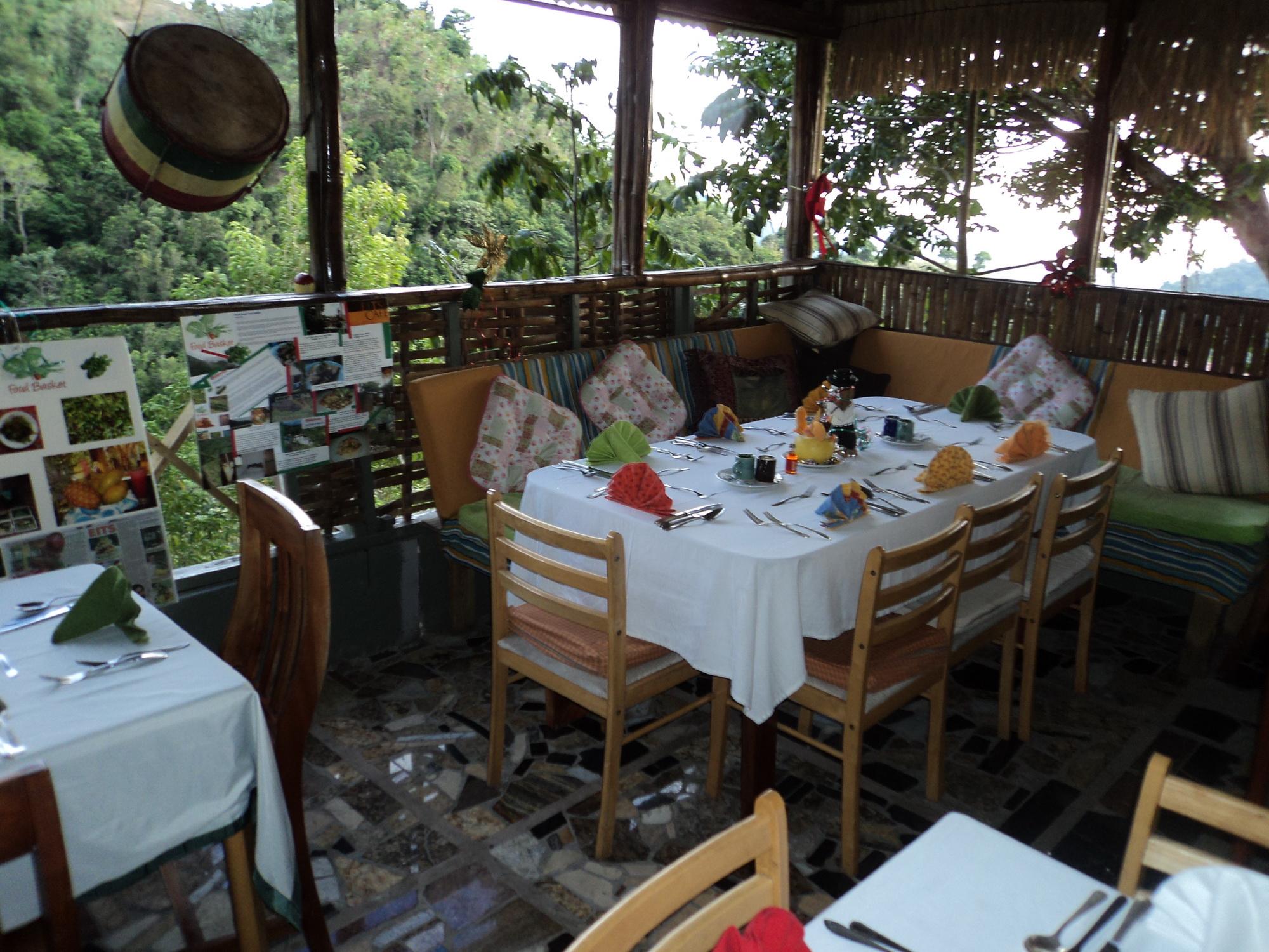 Eits Cafe Kingston Menu