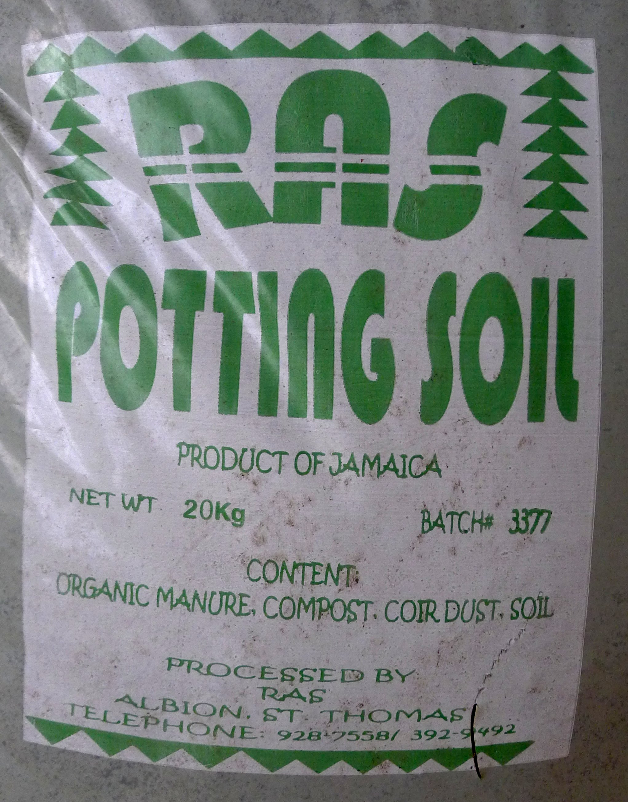 Potting Soil 2