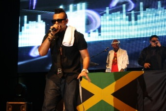 Sean Paul Performance