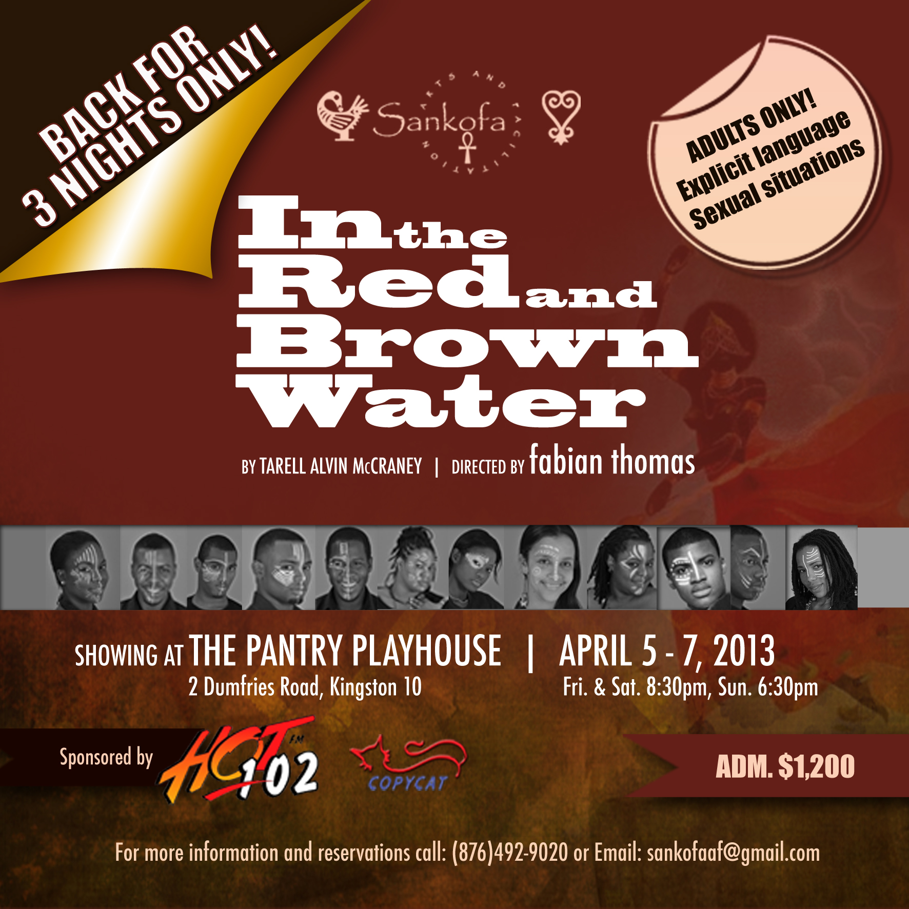 In The Red and Brown WaterHELDOVER (press ad)2