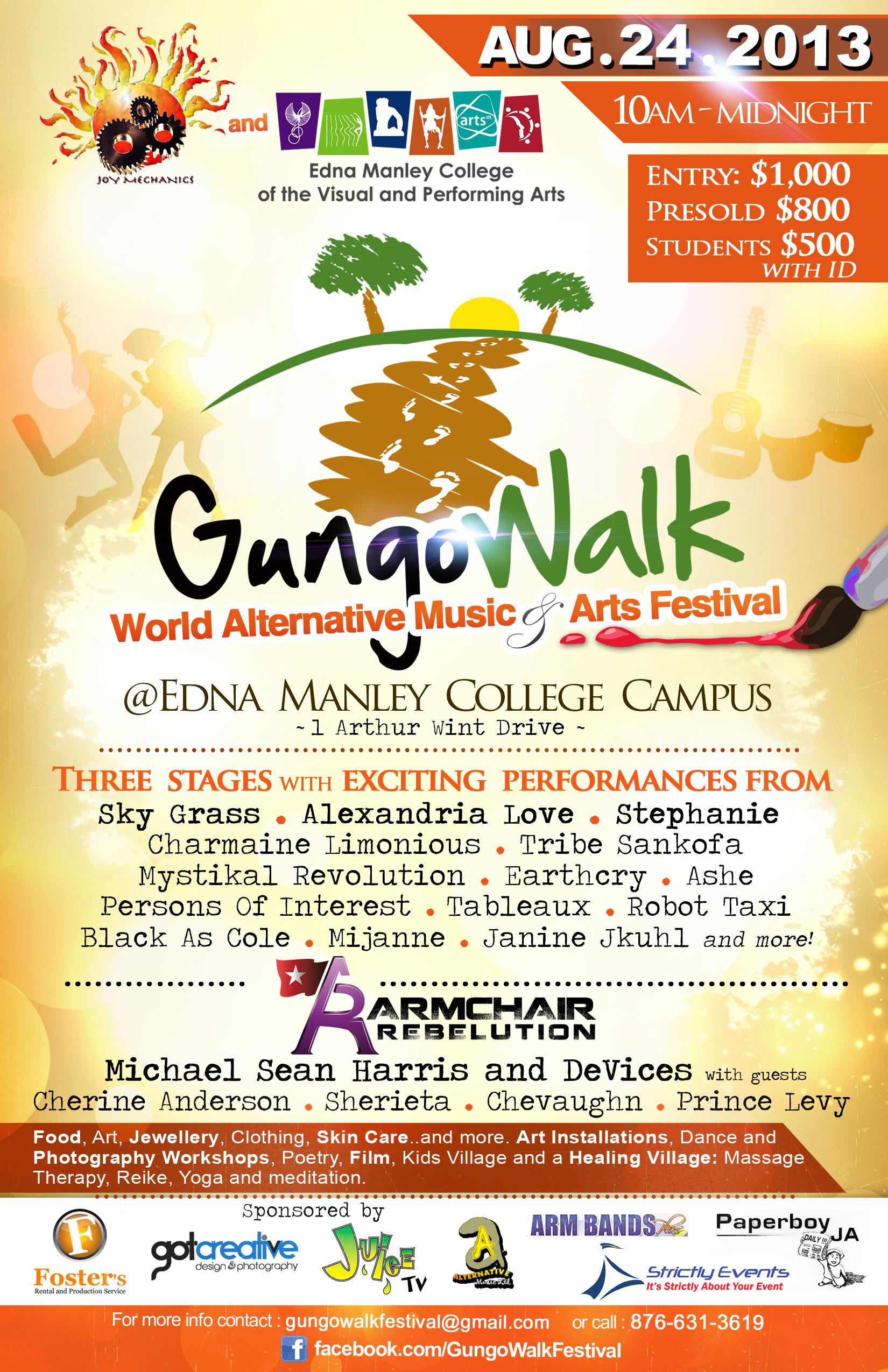 GUNGo Walk Flyer 1_one side1