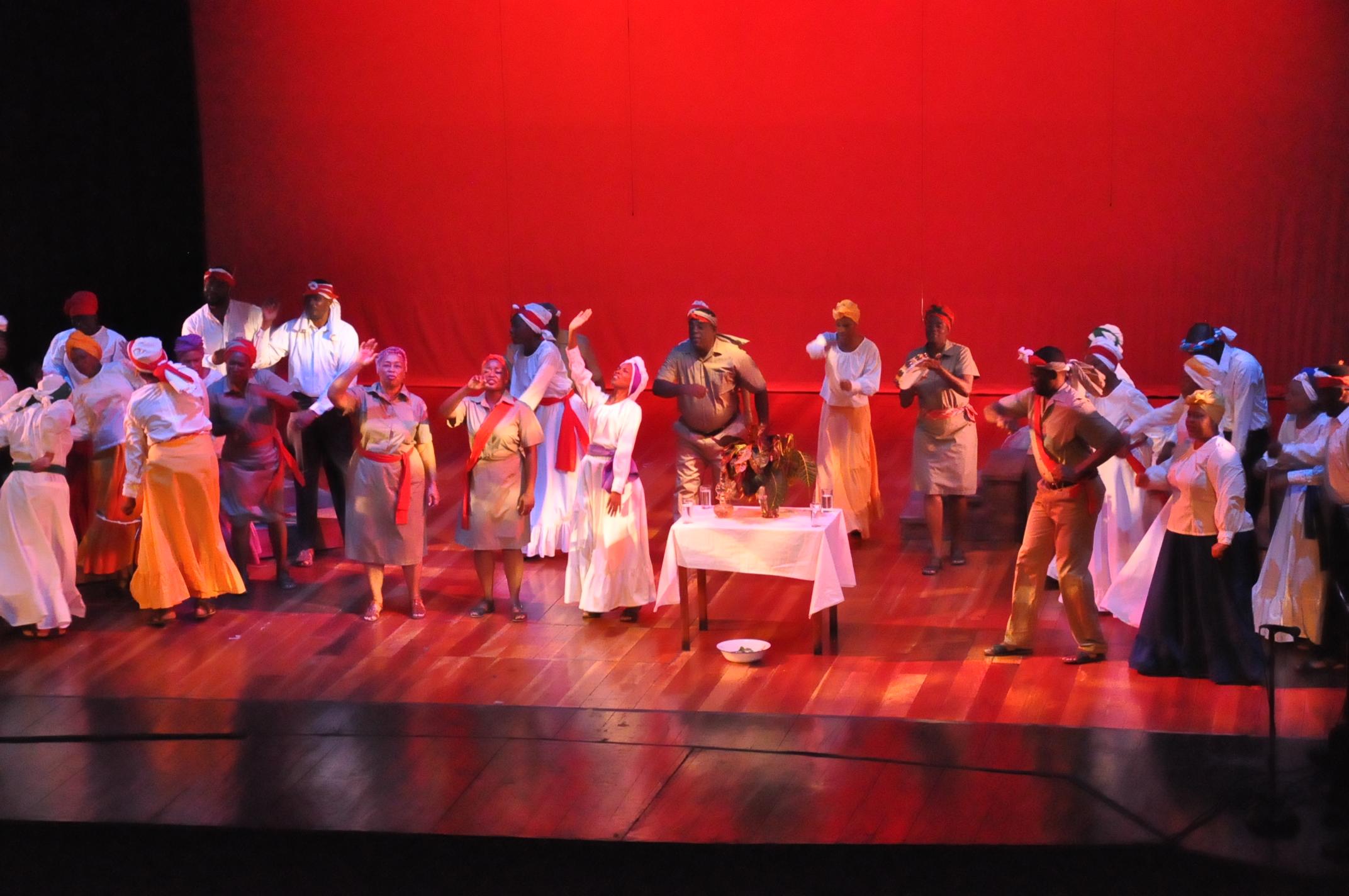 Jamaica Folk Singers