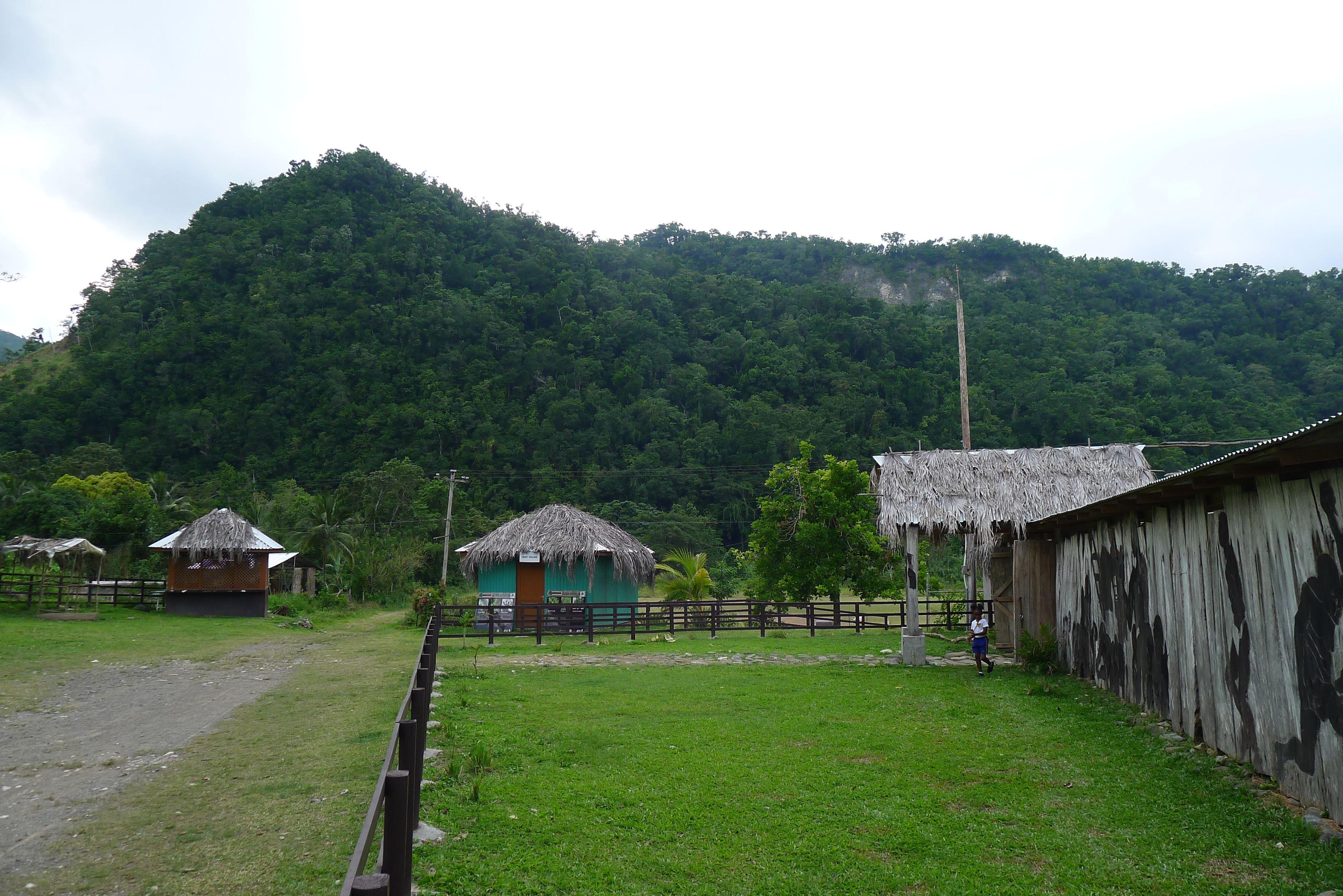 Charles Town Maroon Village