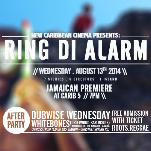 Ring Di Alarm