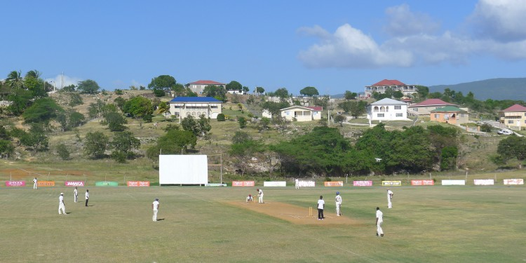 The Sports Park in Treasure Beach is a Breds Project.