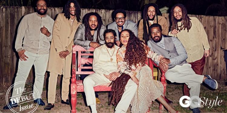 Bob Marley's Family