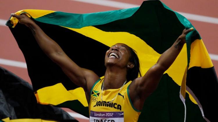 Team Jamaica Rio Olympics 2016