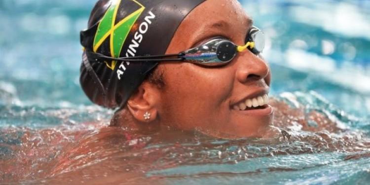 Alia Atkinson Rio 2016