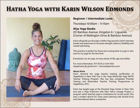 Yoga in Jamaica