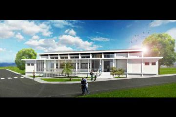 Net Zero Energy Building Jamaica