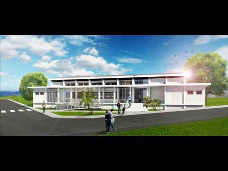 Net Zero Energy Building Jamaica