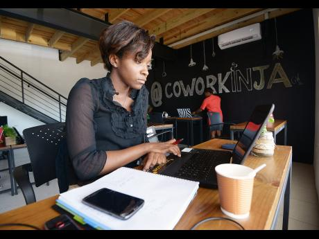 Co working space in Kingston