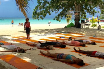 Yoga in Jamaica