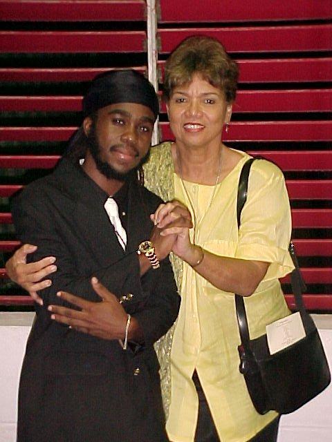 Omaall Wright & Sheila Graham
