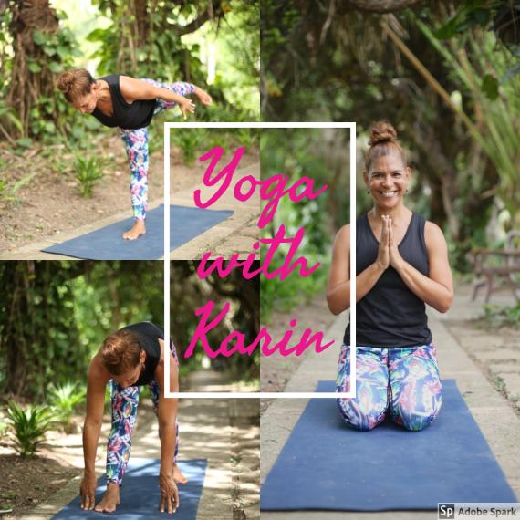 Gentle Yoga with Karin