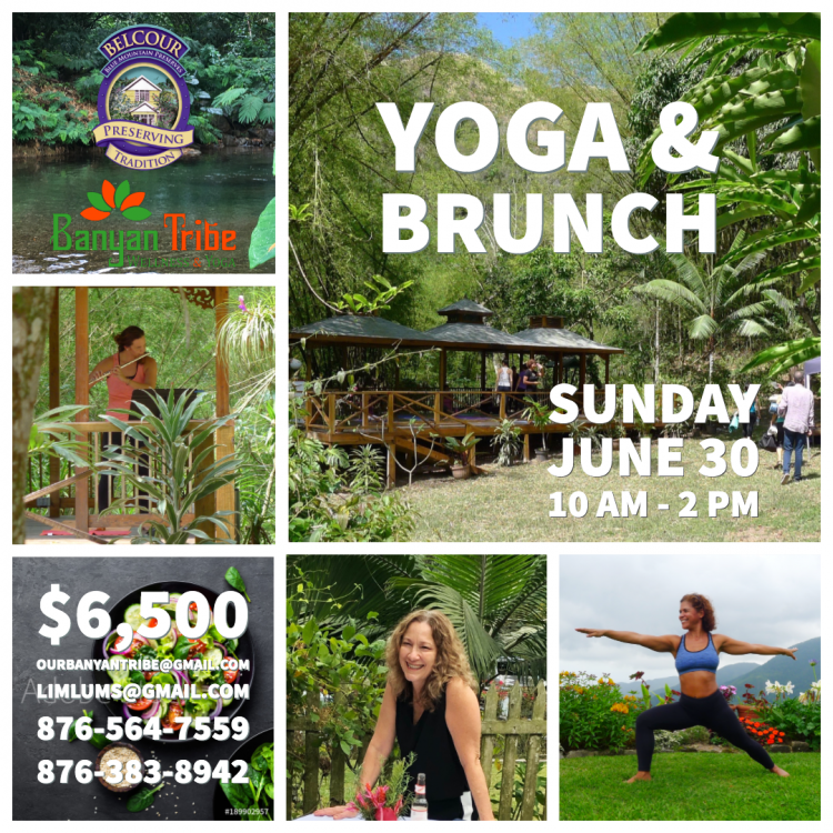 Yoga & Brunch at Belcour