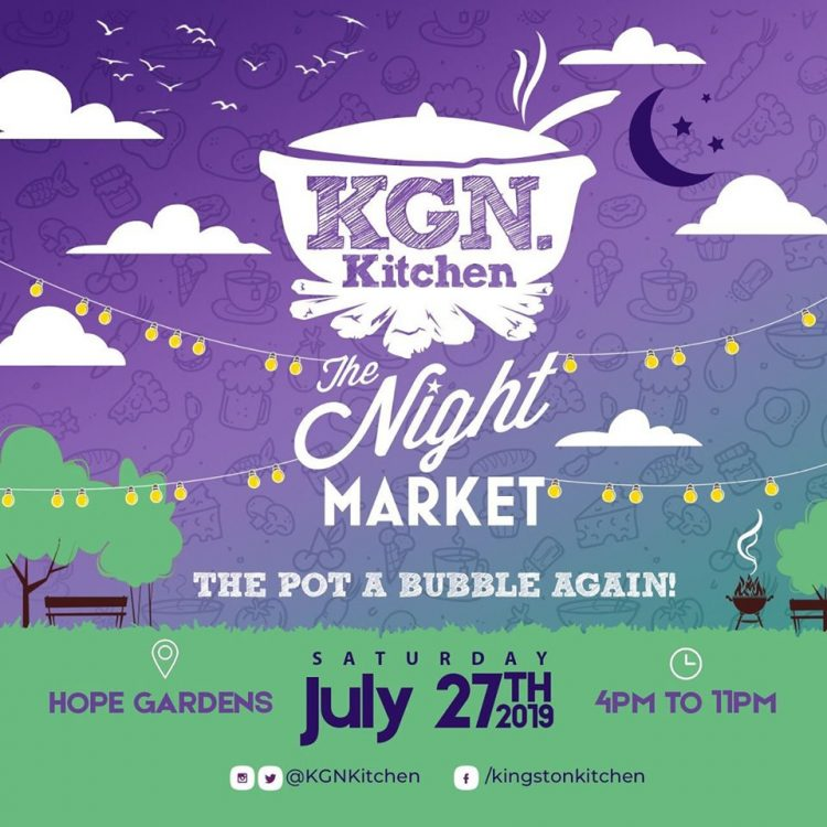 Kingston Kitchen 2019