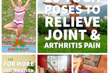 Karin Yoga Life Joint Pain Course